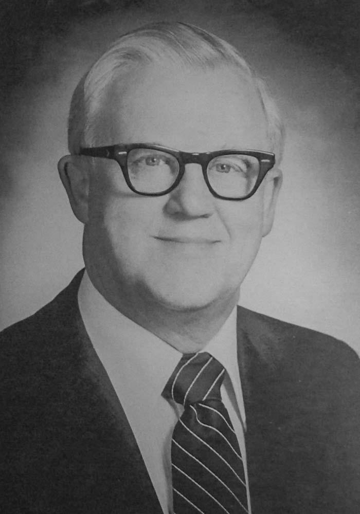 Curtis B. Rise