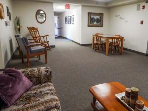 Center Lounge