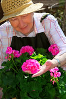 elderly_woman_flowers