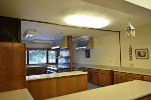 Leinbach Center Kitchen